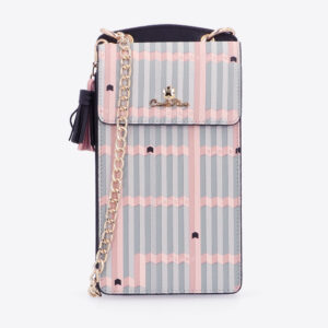 carlorino wallet 0305028J 702 08 1 - Miss Snowball Cross Body Wallet