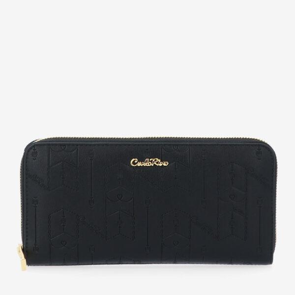 carlorino wallet 0305050J 502 08 1 600x600 - Fashion Forward Zip-around Wallet