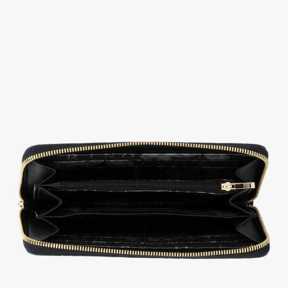 carlorino wallet 0305050J 502 08 4 - Fashion Forward Zip-around Wallet