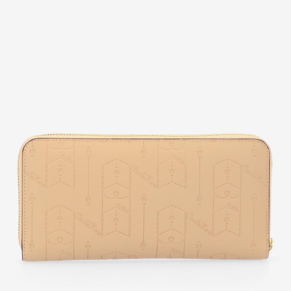 carlorino wallet 0305050J 502 31 2 - Fashion Forward Zip-around Wallet