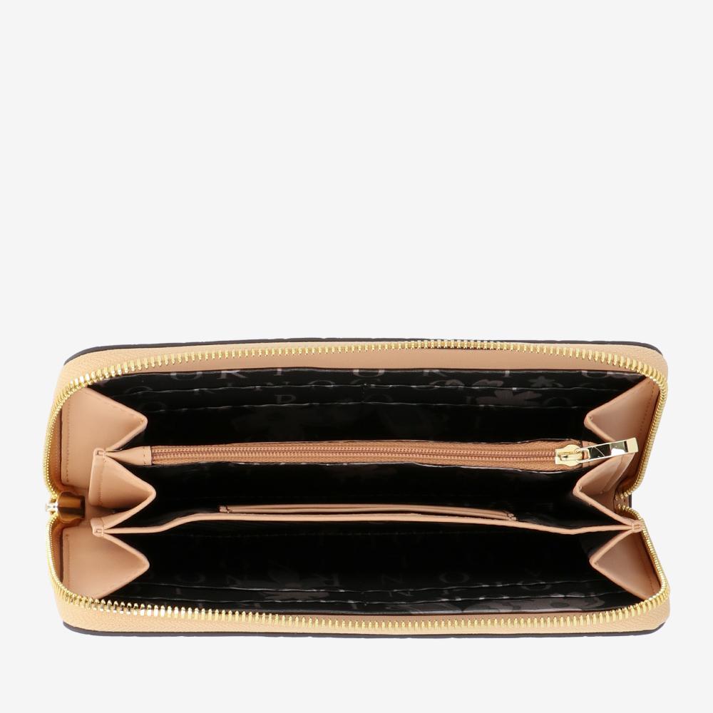 carlorino wallet 0305050J 502 31 4 - Fashion Forward Zip-around Wallet