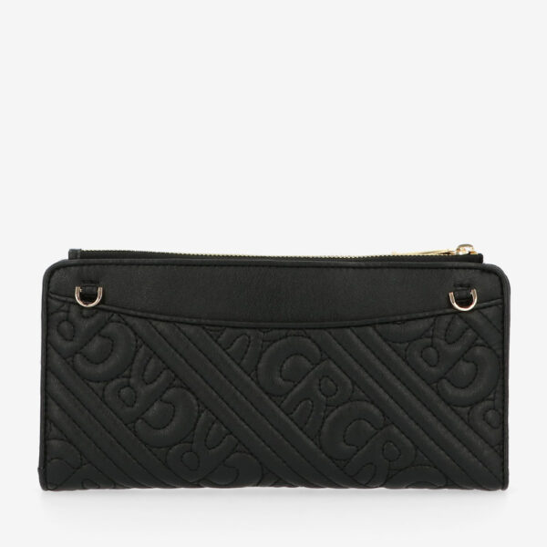 carlorino wallet 0305135J 703 08 2 - Dangerously Black Crossbody Wallet