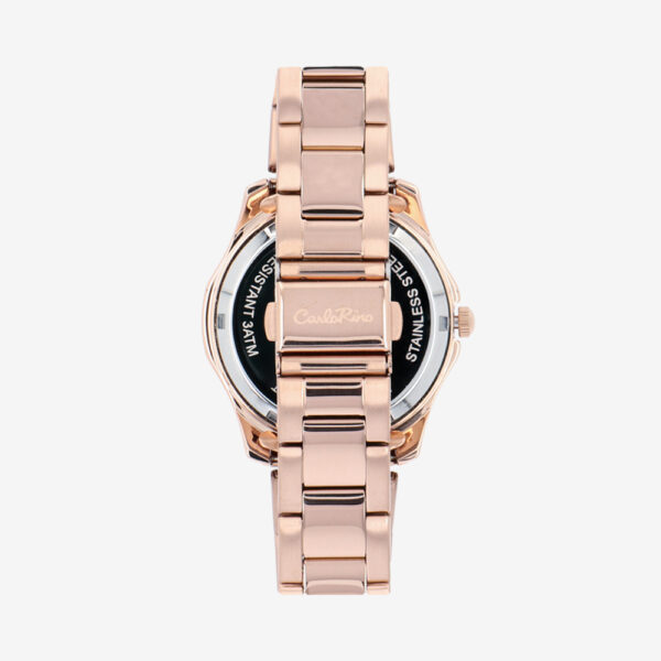carlorino watch A93302 J004 02 3 - Steal The Show Steel Band Timepiece