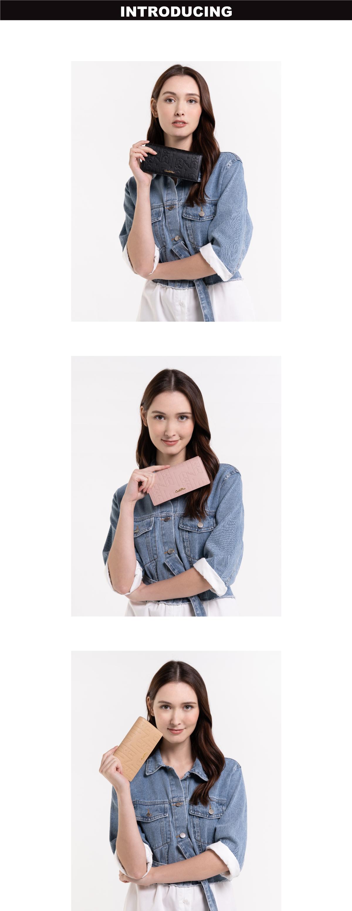 0305050J 501 1 - Fashion Forward 2-fold Wallet