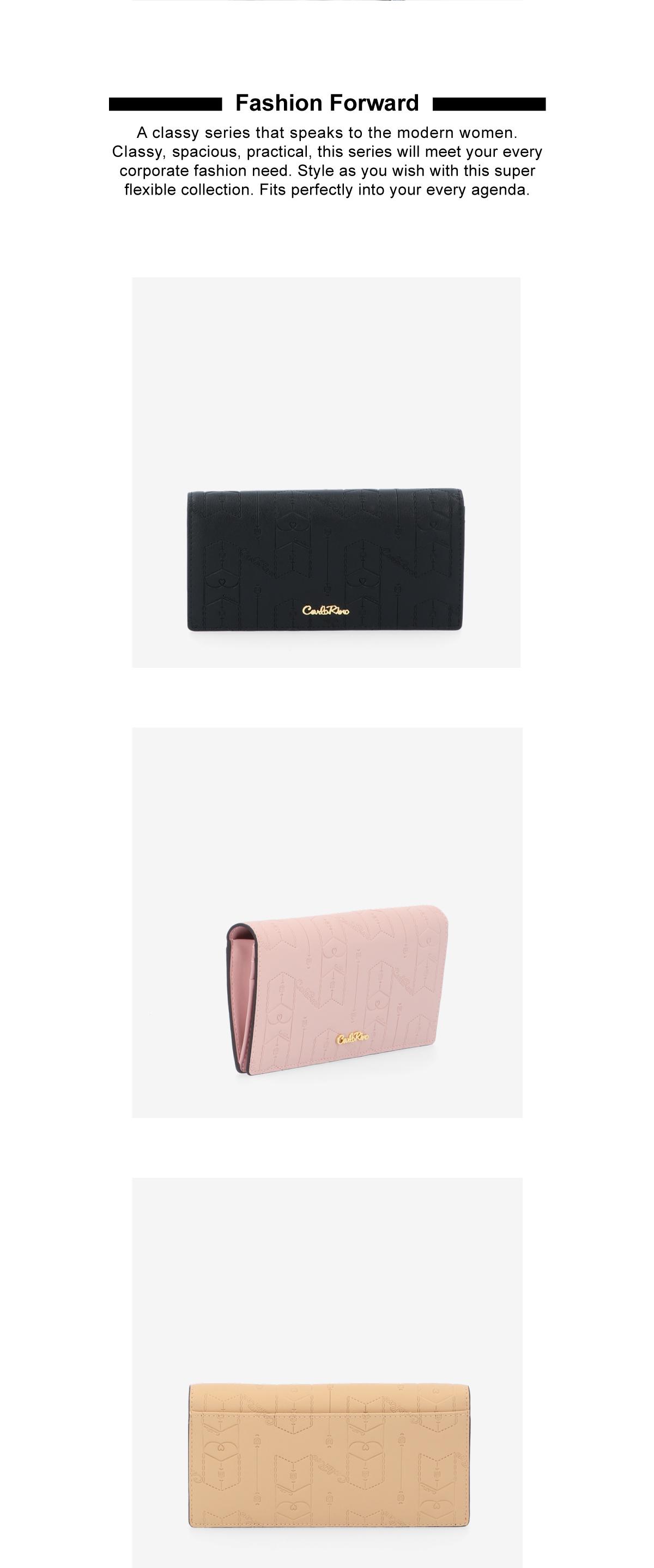 0305050J 501 2 - Fashion Forward 2-fold Wallet