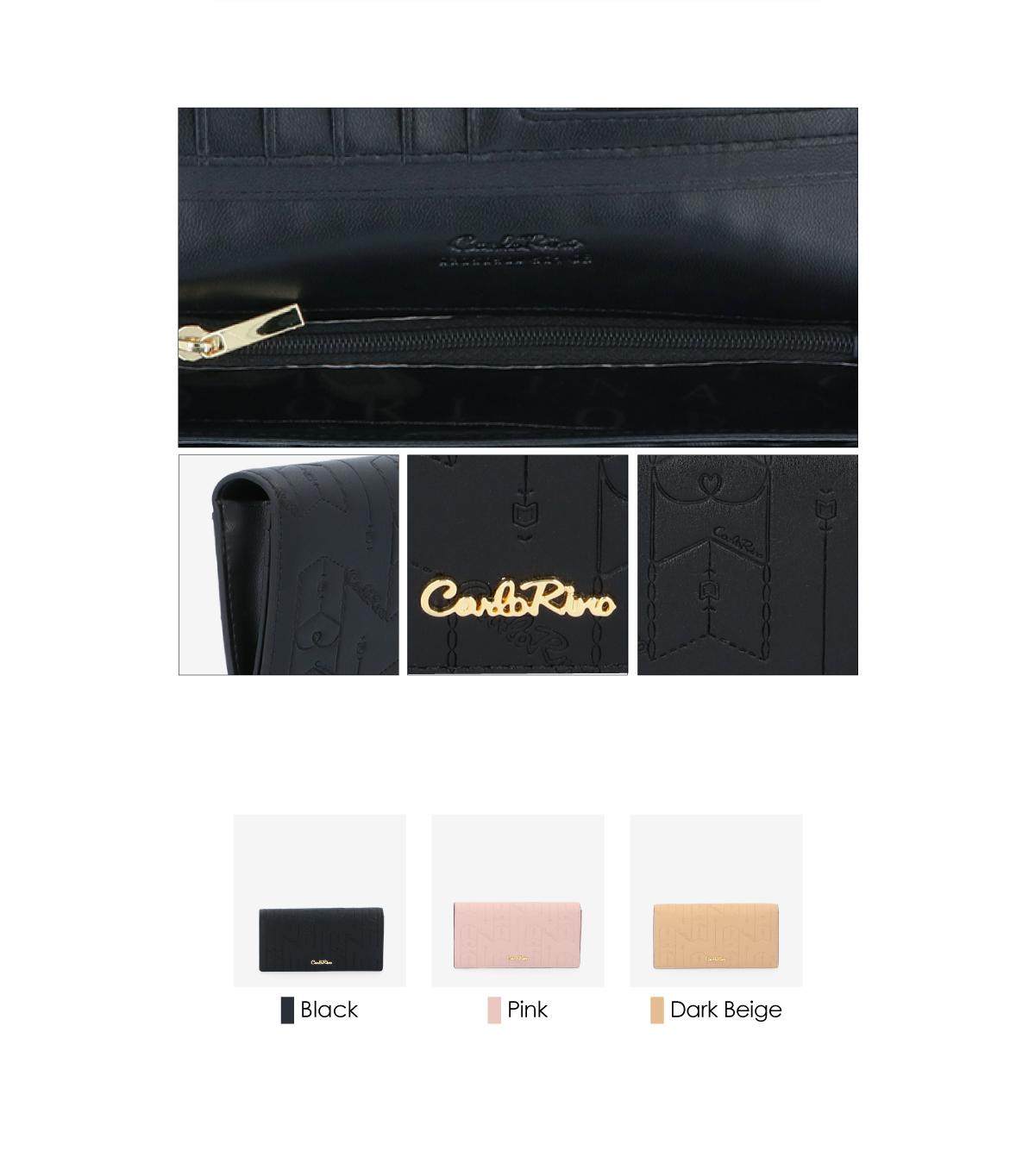 0305050J 501 3 - Fashion Forward 2-fold Wallet