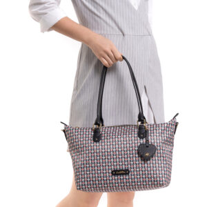 Play It Up Shoulder Tote