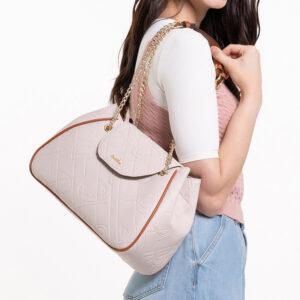 0305105K 003 21 300x300 - Perfect Blush Chain Strap Shoulder Bag