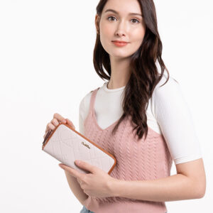 0305105K 502 21 2 300x300 - Perfect Blush Zip-Around Long Wallet