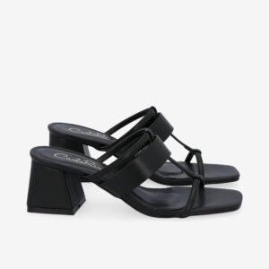 "carlorino shoe 33340 K001 08 2 300x300 - Modern Matte 2"" Open Toe Heels"