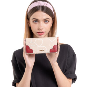 Love is in the Air 2-fold Long Wallet
