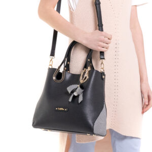 What a Mesh 2-in-1 Top Handle Tote
