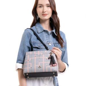 Miss Snowball Shoulder Bag