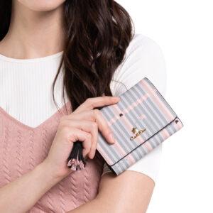 Miss Snowball 2-Fold Wallet