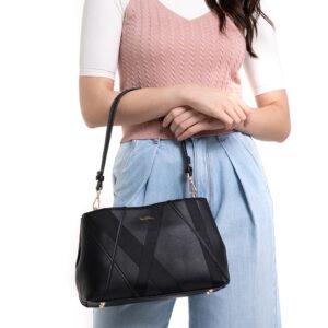 Black Beauty Shoulder Bag
