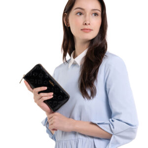 Moment of Luxe Zip-around Wallet