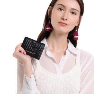 Dangerously Black Card Holder