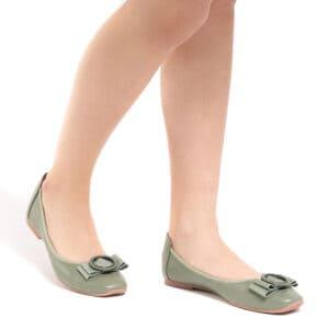 Get Tangled Up Ballerina Flats
