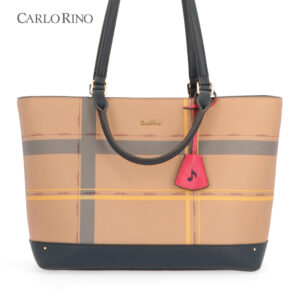 First in Line Shoulder Tote