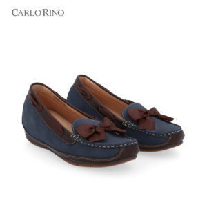 Turn Back Time Two Tone Loafers