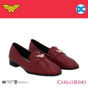 Wonder Woman Loafers