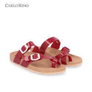 One Strap Ahead 2-Bar Thong Sandals