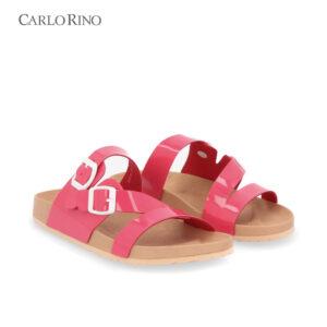 Matching Bands 3-Bar Sandals