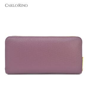 Classy Classic Basic Zip-around Wallet
