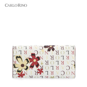 Signature Print 2-fold Wallet
