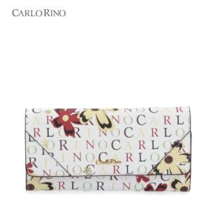 Signature Print 3-fold Wallet
