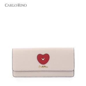 Queen of Hearts 2-fold Wallet