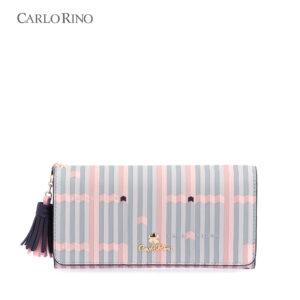 Miss Snowball 2-Fold Long Wallet