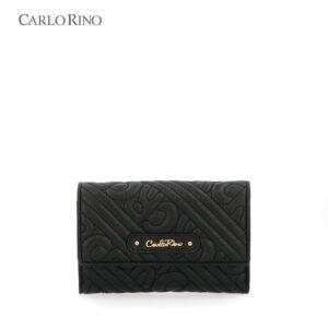 Dangerously Black Short Wallet