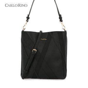 Black Beauty Cylinder Bag