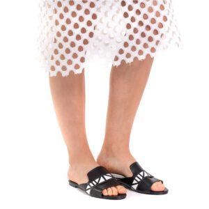 Stripy Enchantment Sandals