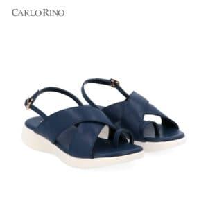 Forever Kiss Slingback Flat Sandals
