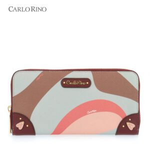 Posh in Pink Zip-around Wallet
