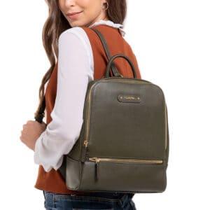 Classy Classic Basic Backpack