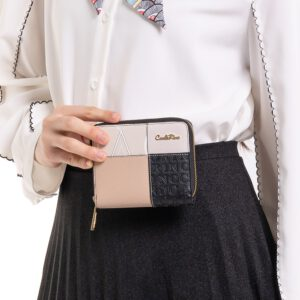 Patchwork Sweetheart Small Wallet