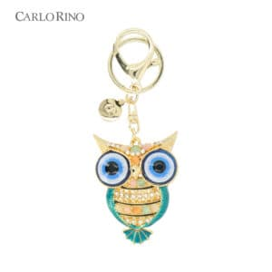 A Bright-eyed Sweetheart Key chain