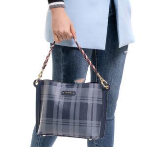 Tartan Is Stylish Cross Body Bag
