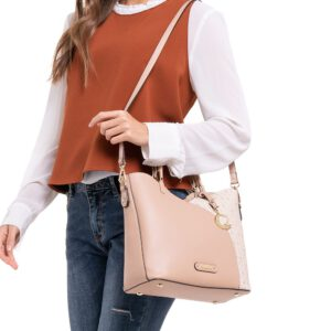 A Love To Blossom Top-Handle Bag -style 2