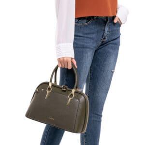 Em In Paris Top-Handle Bag