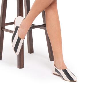 Sunlight Streak Flat Loafers