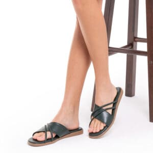 Jazzy Snazzy Slip-on Easy Flats