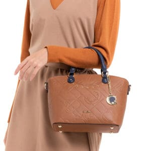 Wander Beauty Top-Handle Bag