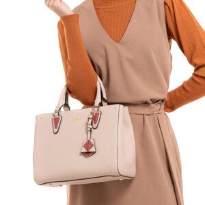 Feel The Power Top-Handle Bag