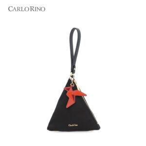Love's Like A Pyramid Top-Handle Bag
