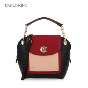 Our Hearts Collide Top-Handle Bag