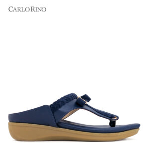 Elevated Sole Braided Thong Sandals